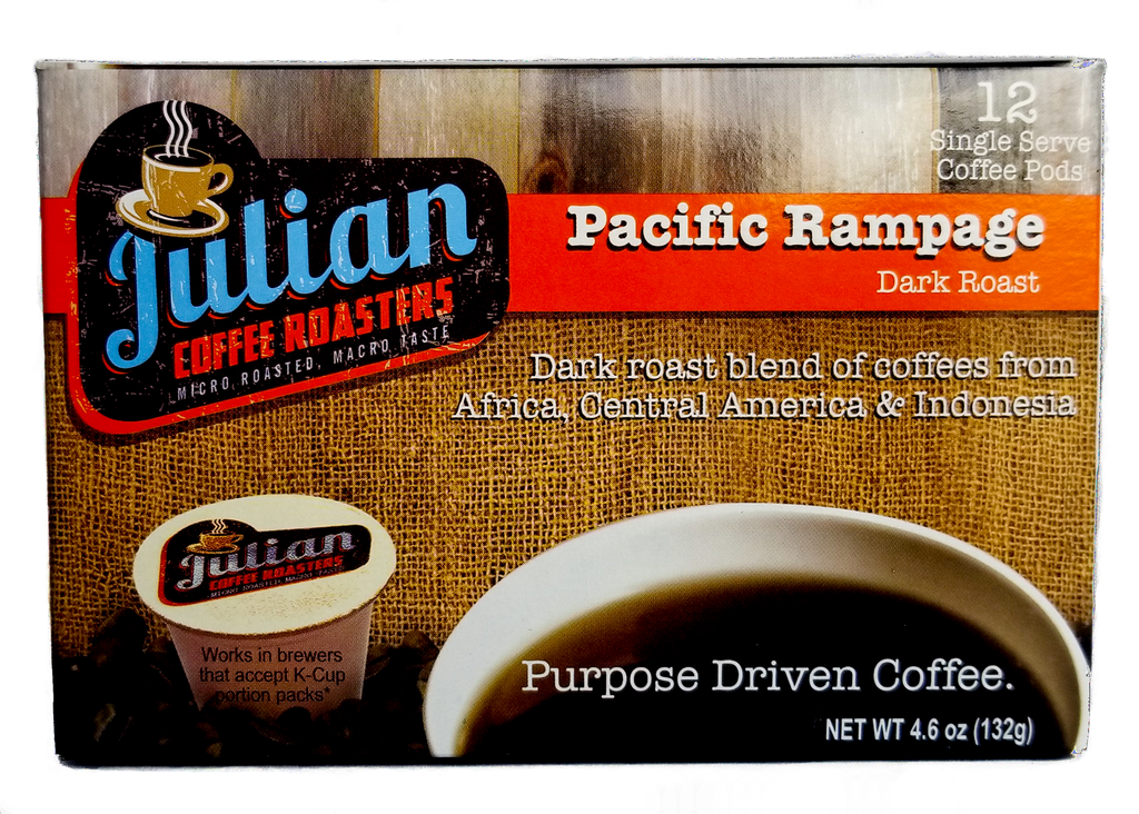 Pacific Rampage K-Cups