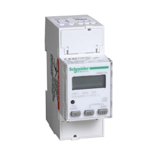 Schneider Electric Acti 9 iEM2135 Rail Mount Energy Meter 63A with multi-tariffs