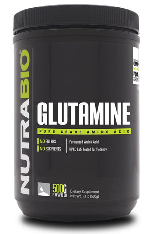 Glutamine (unflavored 500G)