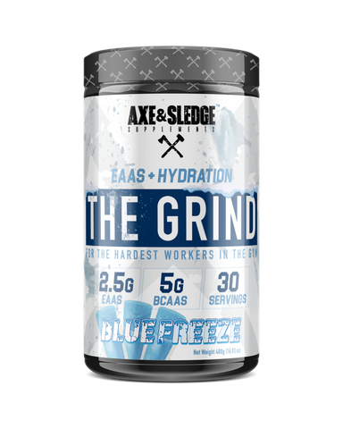 The Grind EAA's + Hydration