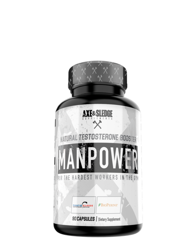 ManPower : Natural Testbooster