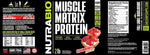 Muscle Matrix Protein, Strawberry Pastry