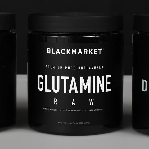 RAW Glutamine Muscle Repair