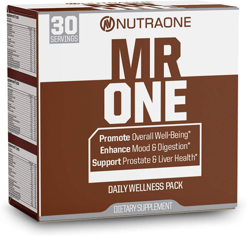 MR.ONE ,Daily Wellness Pack