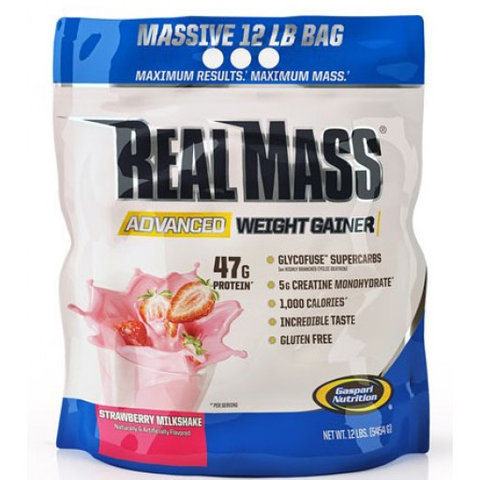 GN REAL MASS GAINER 12LB CHOCOLATE