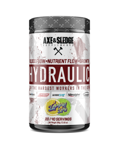 HYDRAULIC Lemon Lime