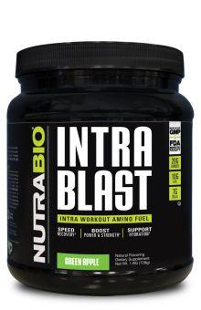 Intra Blast; Green Apple; Nutrabio