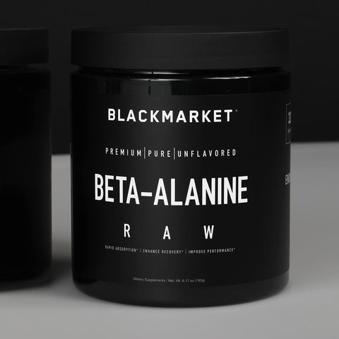 Blackmarket Beta- Alanine