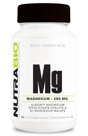 Reacted Magnesium 120 Vegetable Capsules