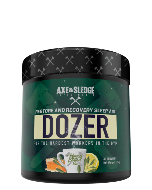 Dozer Restore and Recovery Sleep Aid