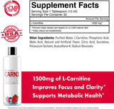 CARNI CUTS Liquid L-Carnitine