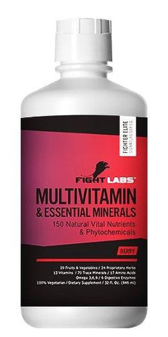Fight Labs Multivitamin & Essential Minerals