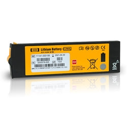 Physio-Control LIFEPAK 1000 Non-Rechargeable Battery - Avid Safety