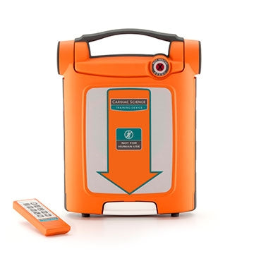 Cardiac Science Powerheart G5 AED Trainer - Avid Safety