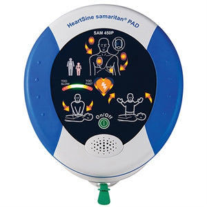 HeartSine Samaritan PAD 450P - Avid Safety