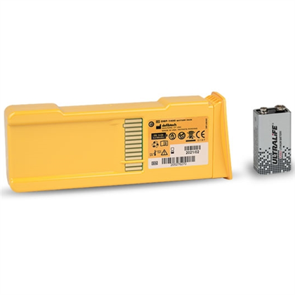 Defibtech Lifeline AED Battery - 7 Year - Avid Safety