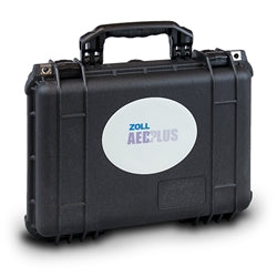 ZOLL AED Plus - Hard Sided Carry Case - Avid Safety