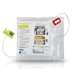 ZOLL AED Stat Padz II - Case of 12 - Avid Safety