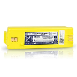 Cardiac Science Powerheart AED G3 Battery (Yellow) - Avid Safety