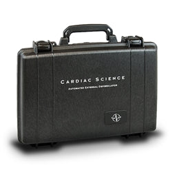 Cardiac Science Waterproof Hard Carrying Case - Avid Safety