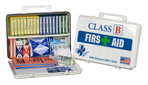 Class B First Aid Kit - 10 person - Avid Safety