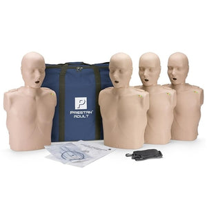 Prestan Professional Manikin Adult (4-Pack) - Avid Safety