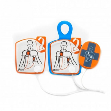 Cardiac Science Powerheart G5 Adult CPR Feedback Pads - Avid Safety