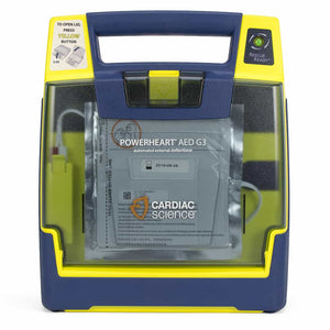 Cardiac Science Powerheart AED G3 Plus - Semi Automatic