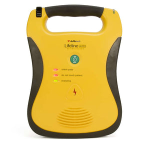 Defibtech Lifeline AUTO AED - Avid Safety