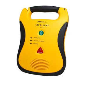 Defibtech Lifeline AED - Avid Safety