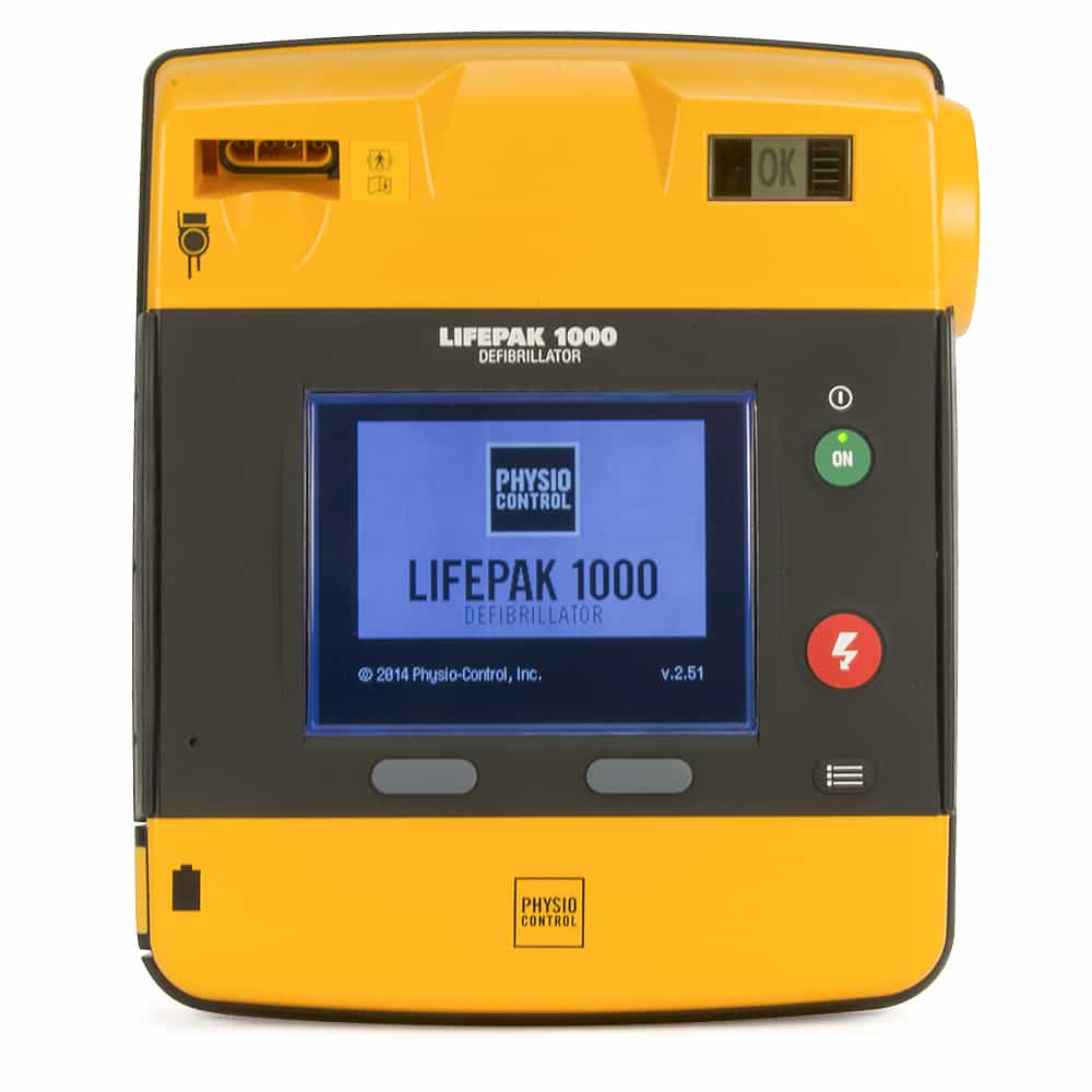 Physio-Control LIFEPAK 1000 - Avid Safety
