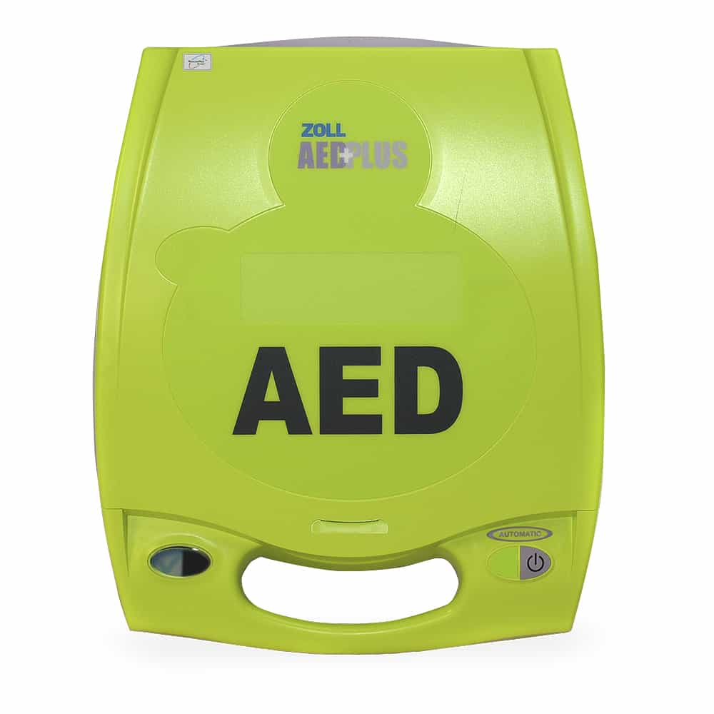 ZOLL AED Plus - Fully Automatic - Avid Safety