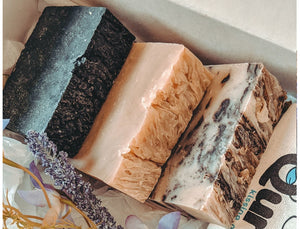 Natural soap with Vitamins and Oils for The Best Skincare