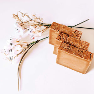 Patchouli Vanilla Hemp Natural Soap Bar