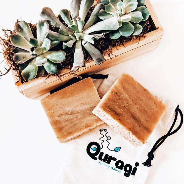 All Natural Mountain Air Soap Bar