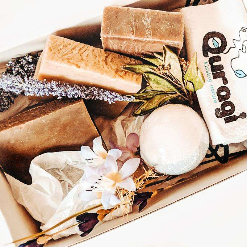 Natural Spa Gift Box