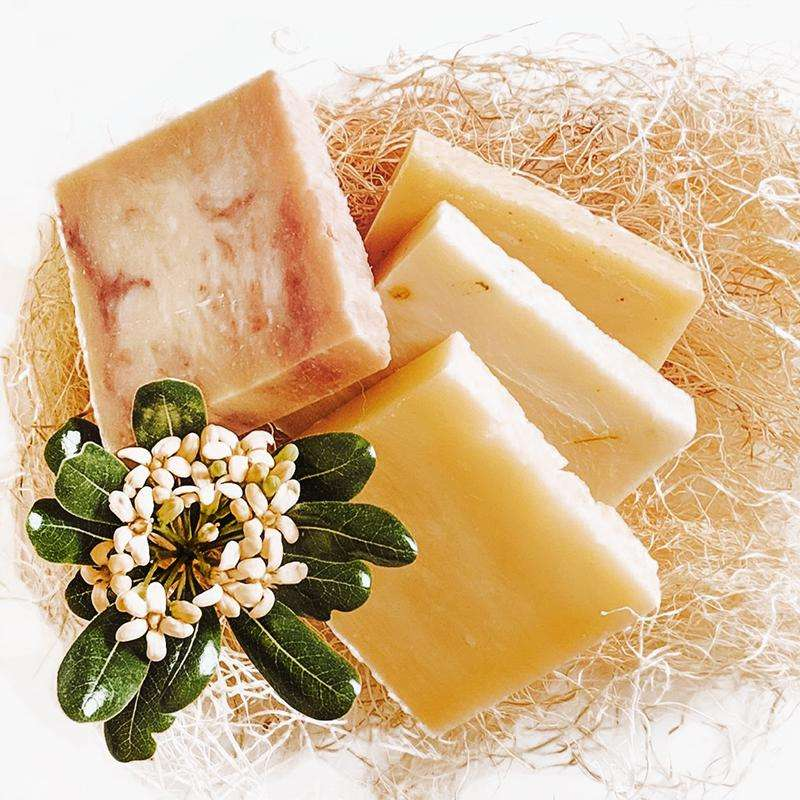 Natural Soap Favors