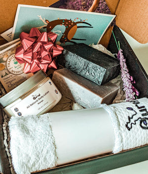 Personalized  Spa Gift Set