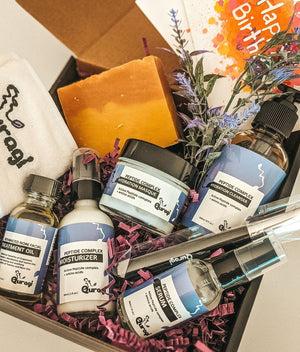 Ultimate Skincare Package Gift Box