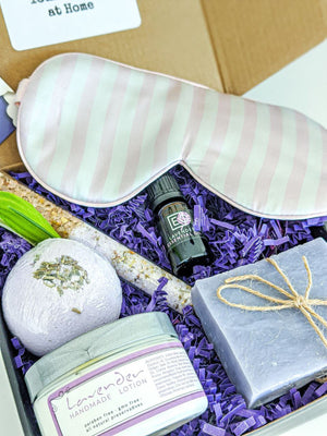 Spa Set Gift Box, Relaxation Gift Kit, Holiday Gift for Mom, Miss you Gift Box, Appreciation Gift Basket, Birthday Gift set, gift basket