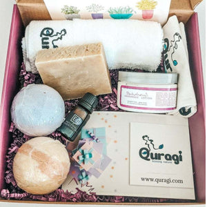 Sunday Spa Gift Set