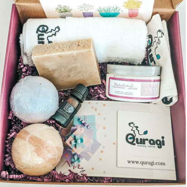 All Natural Bath and Body Gift