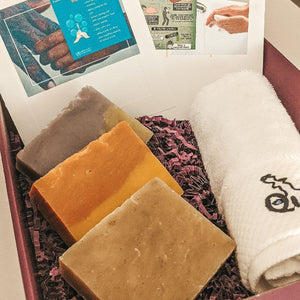 Survival Soap Kit
