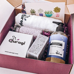 Miss you Spa Gift Basket