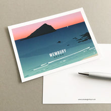Wembury Postcard