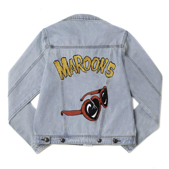 Maroon 5 Denim Jacket