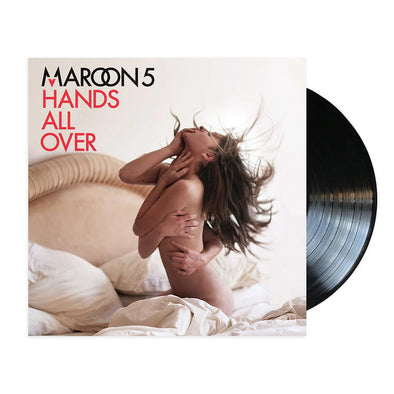 'Hands All Over' Vinyl