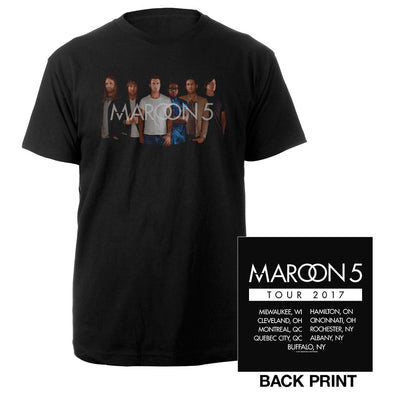 Maroon 5 2017 North American Tour Tee