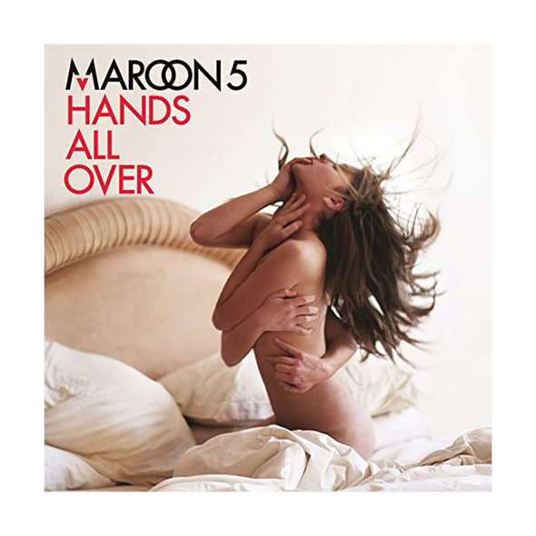 Hands All Over CD-Maroon 5