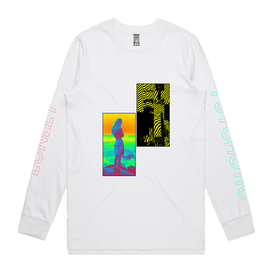 Nobody's Love White Long Sleeve